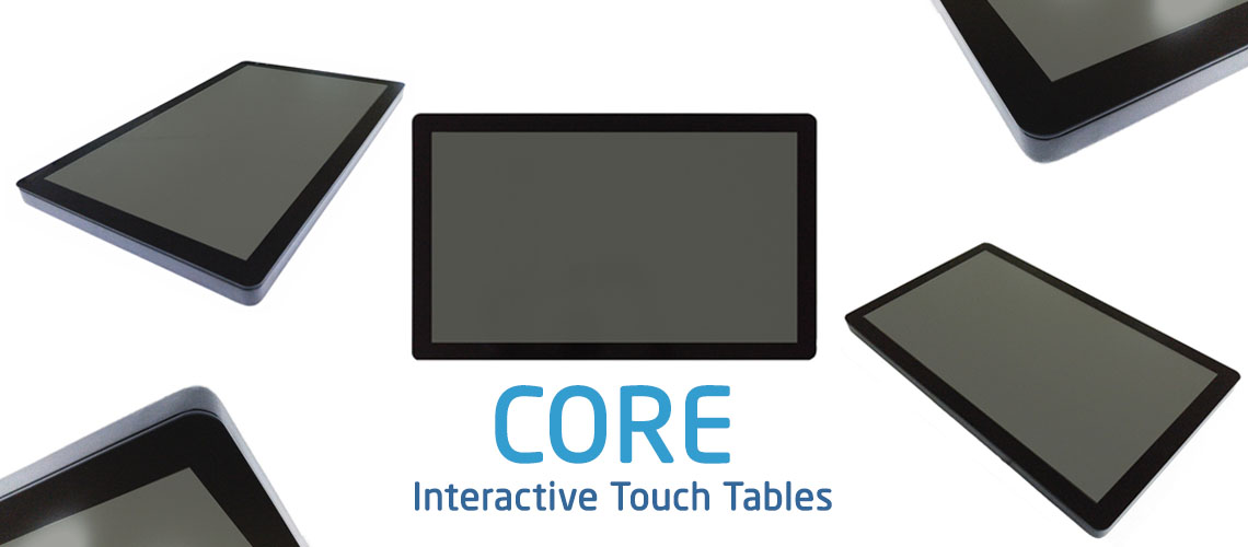 Dimension Core Touch Tables