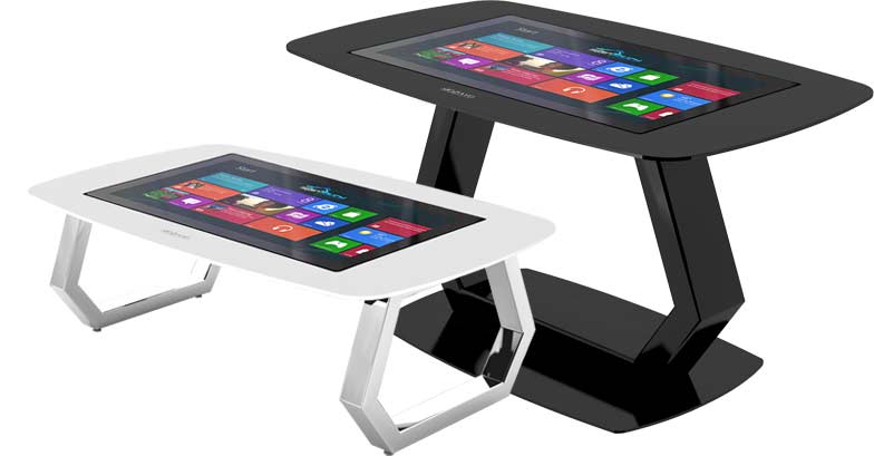 Dimension Touch Tables